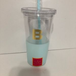 Authentic Kate Spade Insulated Tumbler B     NWT